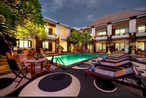 10 Hotel Bintang 4 di Kuta Bali Yang Bagus dan Populer