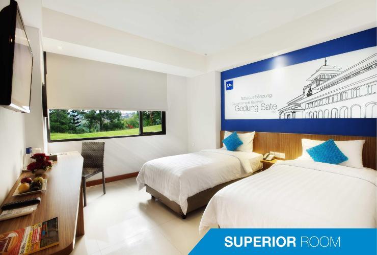 Daftar Hotel di Andir Bandung