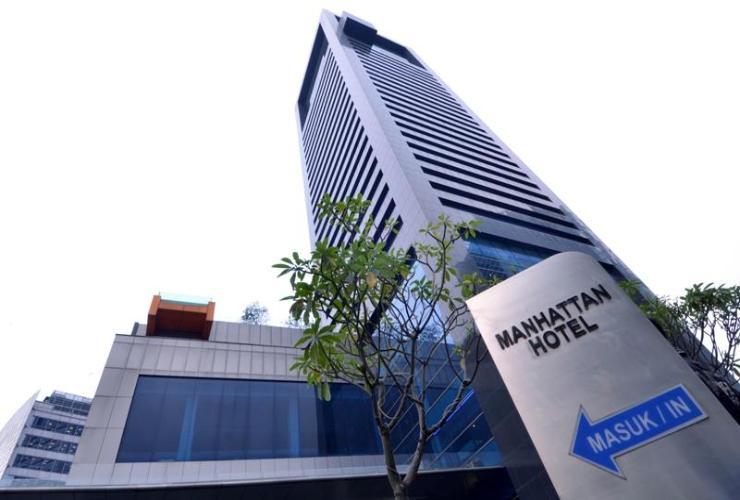 Manhattan Hotel Kuningan Jakarta Selatan Fasilitas Mewah Harga Murah