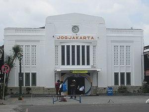 Stasiun Tugu Yogyakarta (YK)