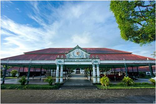 Gedung Pagelaran Keraton Yogyakarta