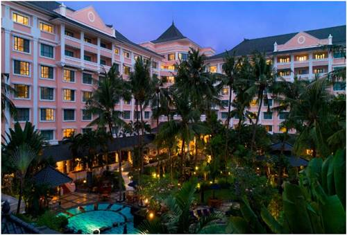 View Hotel Melia Purosani Yogyakarta