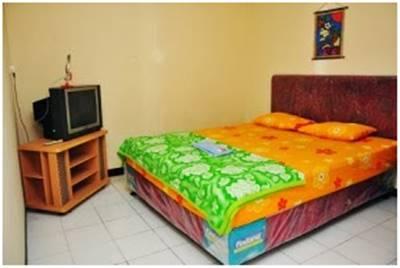 View Kamar Hotel Cempaka Jogja