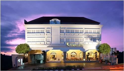 Hotel Dekat Taman Pintar Yogyakarta