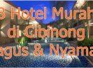 8 Penginapan dan Hotel Murah di Cibinong 2019, Harga Termurah Mulai dari Rp 151.800