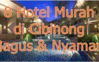 15 Penginapan & Hotel Murah di Cibinong Bogor, Harga Termurah Mulai dari Rp 157.900