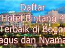 9 Hotel Bintang 4 di Bogor Paling Mewah dan Populer