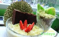 Sop Duren Lodaya Bandung City West Java Menu ala McDurens