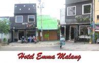 Harga Hotel Emma Kota Malang Jawa Timur Hanya 100 Ribuan