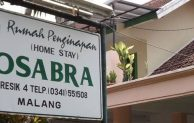 Penginapan Kosabra Malang, Hotel Murah yang Ok Punya!