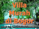 15 Villa Murah di Bogor yang Ada Kolam Renang Terbaik Harga Sewa Mulai dari 200 Ribuan Permalam