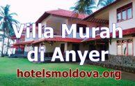 11 Villa Murah di Anyer Banten Lokasi Dekat Pinggir Pantai Ada Kolam Renang Cocok Untuk Rombongan & Keluarga