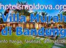 11 Villa Murah di Bandung Untuk Rombongan Keluarga Ada Kolam Renang, Sewa Mulai Harga dibawah 2 Juta