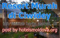 8 Resort Murah di Ciwidey Bandung Untuk Keluarga Honeymoon Gathering, Sewa Mulai Harga 200 Ribuan
