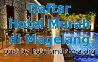 11 Hotel Murah di Magelang yang Bagus Dekat Borobudur & Akmil, Mulai Harga dibawah 100 ribu Per malam