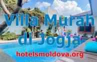 11 Villa Murah di Jogja Untuk Rombongan Dengan Kolam Renang Pribadi Dekat Malioboro & Pantai, Harga 1 Jutaan