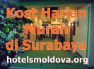 11 Kost Harian Murah di Surabaya Gubeng Pusat Kota Bebas Dekat Tunjungan Plaza ITS UNAIR UNESA, Harga Sewa Mulai Dari 50 ribu