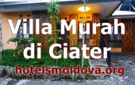 11 Villa Murah di Ciater Subang Untuk Rombongan Keluarga 2 Orang Dengan Kolam Renang Air Panas, Harga Mulai Dari Rp 286.671
